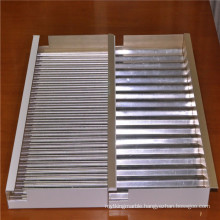 Corrugated Aluminum Panels for Wall Cladding and Roofing