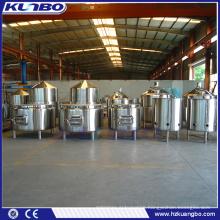KUNBO Stainless Steel Used Equipment for Beer Brewing Kegs