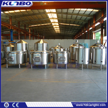 KUNBO Stainless Steel Wine Barrel Wine Making Kits Brewery Manufacturing Unit