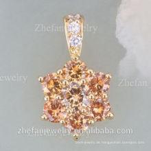 Für immer heißer Verkauf 18 Karat Gold überzogene Halskette bester Freund billig Rhodium vergoldet Schmuck ist Ihre gute Wahl