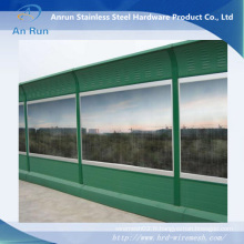 Sound Barrier pour Soundproof / Highway Soundproof Barrier / Clear Sound Barrier