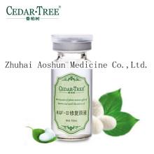 100% Natural Extract Essence Kgf-II Reparación de la cara Líquido y cuidado de la piel