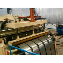 0.3-2mm Thickness Metal Coil Hydraulic Power Steel Slitting Line