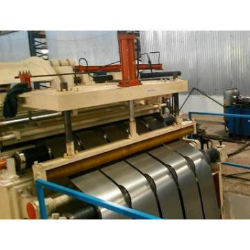 0.25-2X1600mm оцинкованной стали автоматические стальные катушки разрезая машина