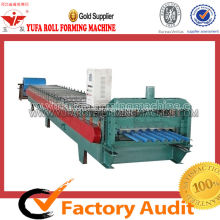 Logam Cladding Sheet Wall Panel Forming Machine