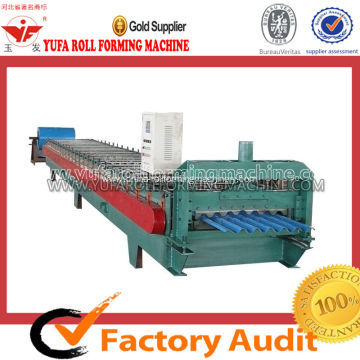 High quality Metal Roof Color Steel Roll Forming Machine