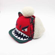 Unique Animal Ear Flap Winter Warm Children Hat (ACEW108)