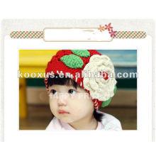 Детская шапочка / детская шапка / вязаная шапка / ручная вязаная шапка