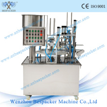 Automatic Packing Ice Cream Coffee Capsule Filling Machine with Ce