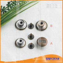 Custom Jean Shank Buttons for Denim BM1261