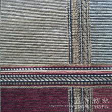 Chenille poliéster tecido para cortina