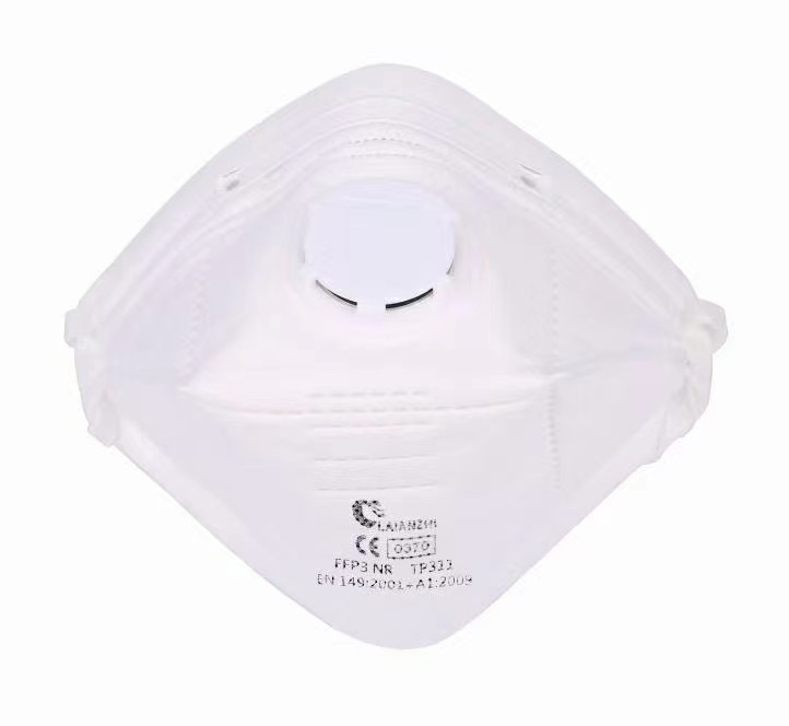 FPP3 Duck Mouth Shape Face Mask with Valve