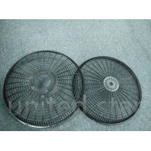 2015 New 18 Inch Plastic Grid PP Cover Electric Stand Fan