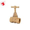Классический полноразмерный латунный запорный клапан Globe valve
