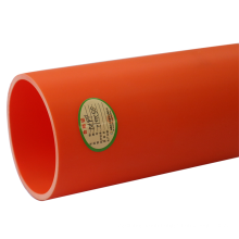 Professional Factory Supplier MPP Pipe Electrical Underground Pipe