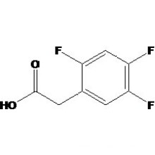 Ácido 2, 4, 5-trifluorofenilacético Nº CAS: 209995-38-0