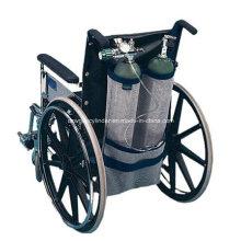 Cylindre d'oxygène médical en fauteuil roulant Introduction