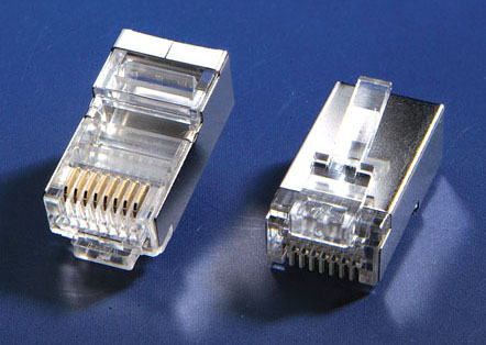 Cat 5e Shielded STP Connector