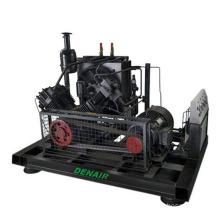 300bar industry high pressure piston air compressor