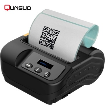 Beschriften Sie Android Bluetooth Portable Thermal Printer