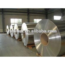 Высококачественная алюминиевая катушка для строительства, производства, трансформатора 8011, финишная обработка