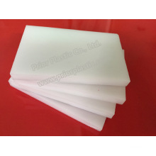 Promotional White POM Sheet From Prior Plastic