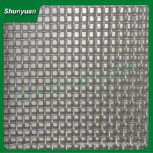 window security screen,stainless Steel Security wire mesh for window