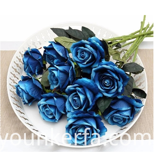 Royal Blue Rose Floweres