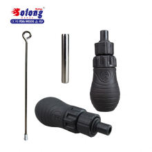 Solong New Silicone Rubber for Rotary Coil Machine EGO tattoo needles and tattoo tubes