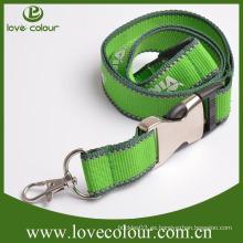 Lanyard / cordón de nylon de alta calidad personalizado Reino Unido