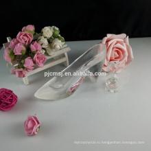Кристалл стеклянные обувь украшения аксессуары сувениры фигурка ГКГ-043