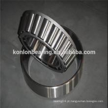 GCr15 Material rolamentos de rolos cônicos 32217 tamanho de rolamento 85 * 150 * 36mm fabricados na China