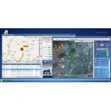 Программное обеспечение GPS для слежения через Интернет (JT1000B / S)