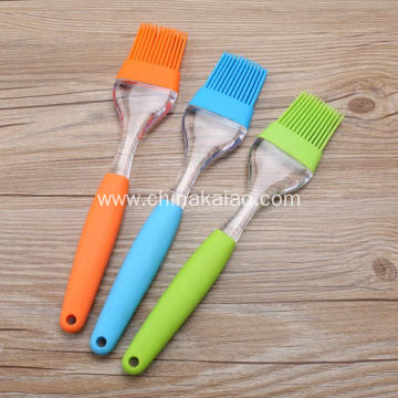 BBQ Tool High Temperature Resistant Silicone Oil Brush