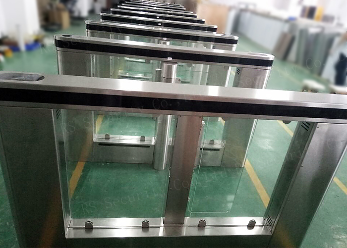 Waist Height Turnstile Gate