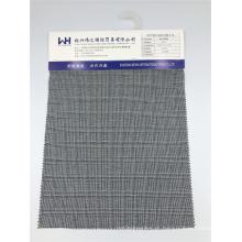 Tecidos de malha de alta qualidade T / R / SP cheques Jacquard