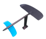 carbon surfboard hydrofoil