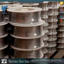 Alta qualidade316,316L 304 304L, 310S, 201,202,302,303 Fio de solda de aço inoxidável