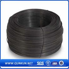 Alambre de recubrimiento de hierro recocido negro para la construcción