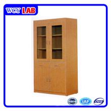Лабораторные шкафы Деревянный шкафчик