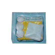 Bolsa de vendaje de sutura médica desechable