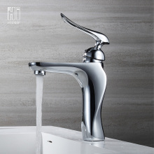 HIDEEP Basin Faucet Pure Brass Water Tap