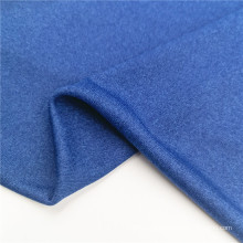 100% poliéster tecido impermeável de fio tingido em malha masculina