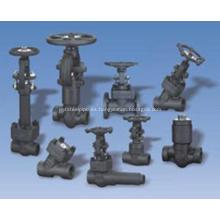 Válvula de acero forjado GGC