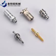 Electroplate nc peças de comunicação de usinagem