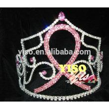 Große aufblasbare Kristallband Königin Stil Tiara