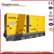 Yuchai Generator with Soundproof Canopy
