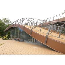 Ocox Wood Plastic Composite Flooring (HO02515)