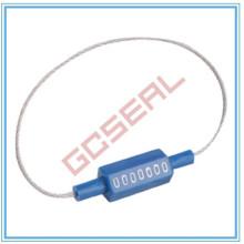 Seguridad GCC1802 hexágono Cable sello con longitud fija