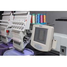 Tajima estilo 2 cabeza industrial automatizado bordado máquina Wy1202c
